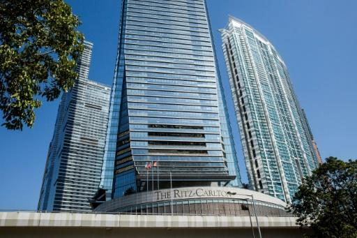 <p>S. Korean arrested after double murder at luxury Hong Kong hotel</p>