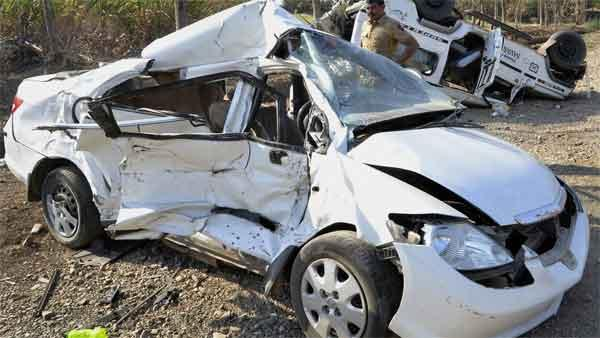 Road Accident Survey Of India By Who Reveals An Annual Death Rate Of