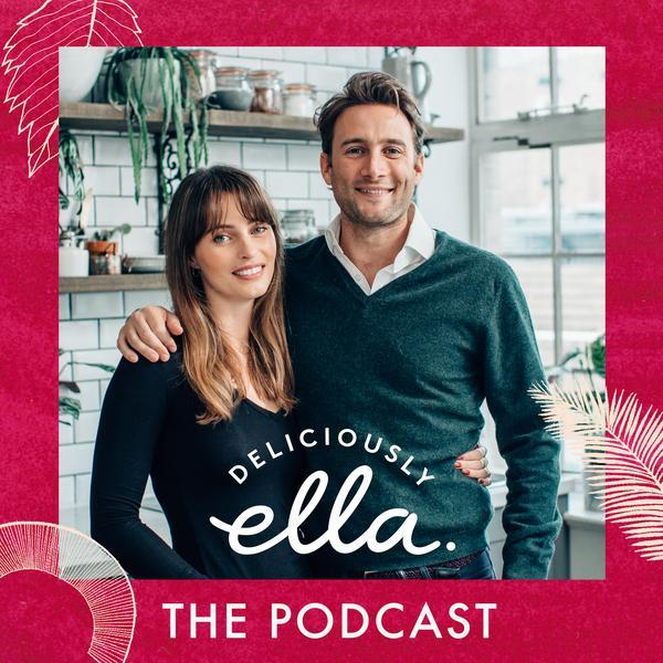 Ella Mills is launching the podcast with her co-host, husband and business partner, Matthew Mills (Deliciously Ella/Acast)