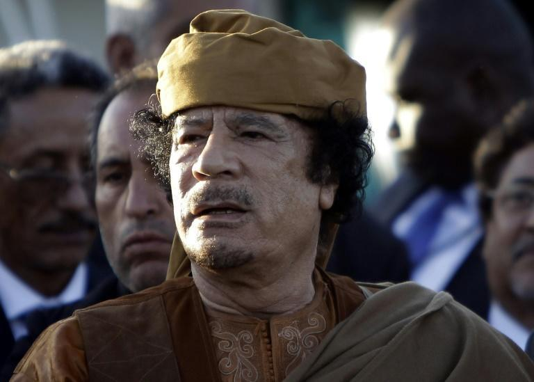 Several members of Libyan dictator Moamer Kadhafi's family survived the 2011 uprising