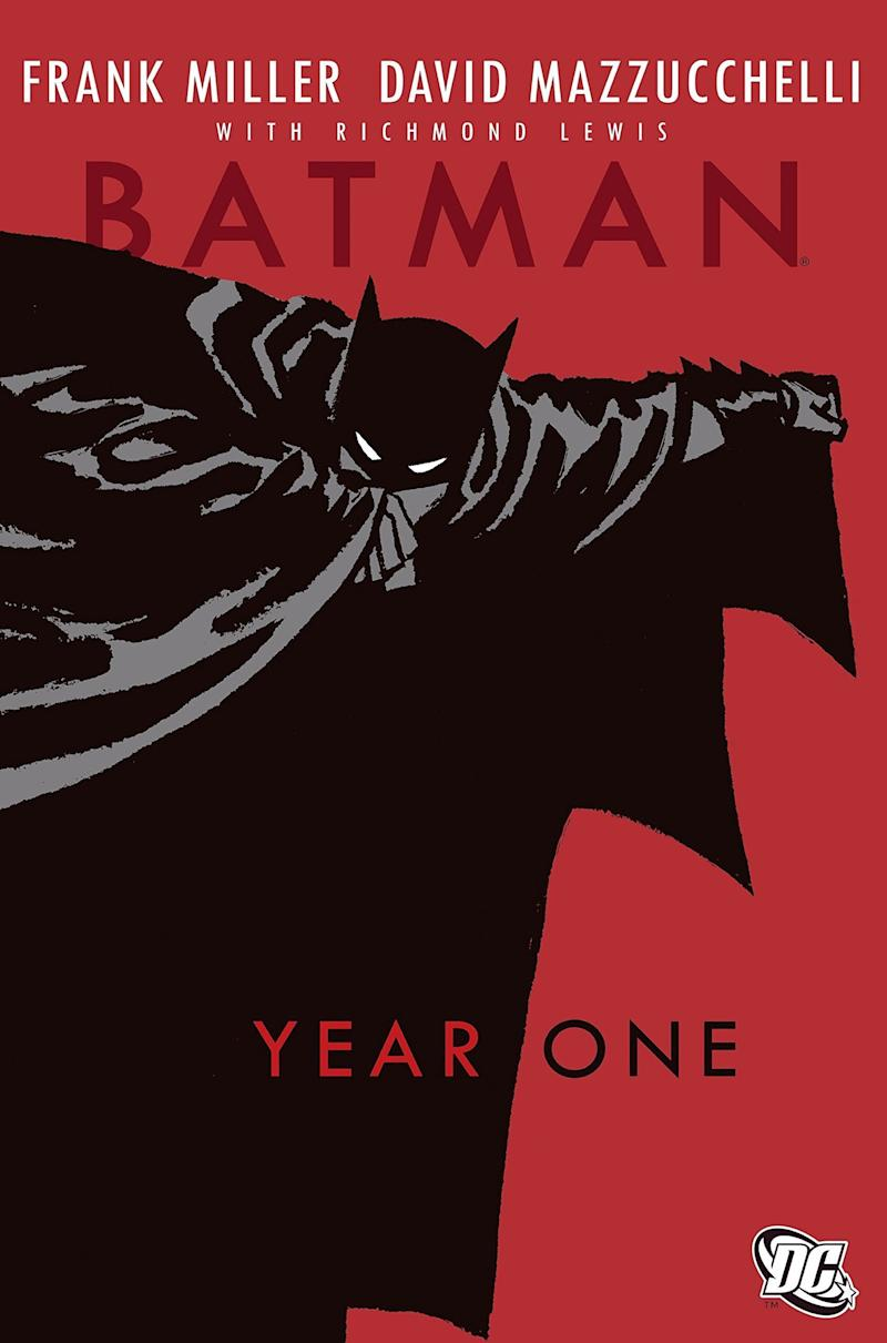 Batman: Year One will inspire the new movie (Credit: DC Comics)