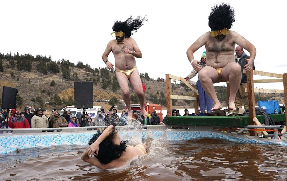 "<p>Not quite the ""Colorado cool"" you're used to, Nederland is home to quite a few eccentricities and quirky festivals like ""Frozen Dead Guy Days,"" pictured above.</p>"