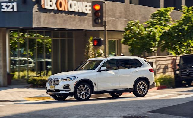 View Photos Of The Mercedes Gle Vs Bmw X5 Audi Q7 And