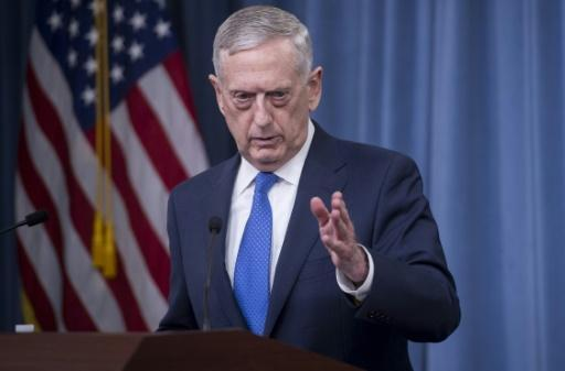 Convoy hit by coalition in Syria likely 'Iranian-directed': Mattis