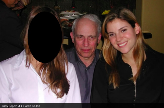 """Sarah Kellen, named as a """"possible co-conspirator"""" in the 2007 non-prosecution agreement for Epstein, attended the 2002 """"Billionaires' Dinner."""""""