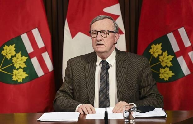 Dr. David Williams, Ontario's chief medical officer of health, said the province is working to prioritize pharmacies in the Toronto, Kingston and Windsor areas — where the initial pilot ran — for the second doses