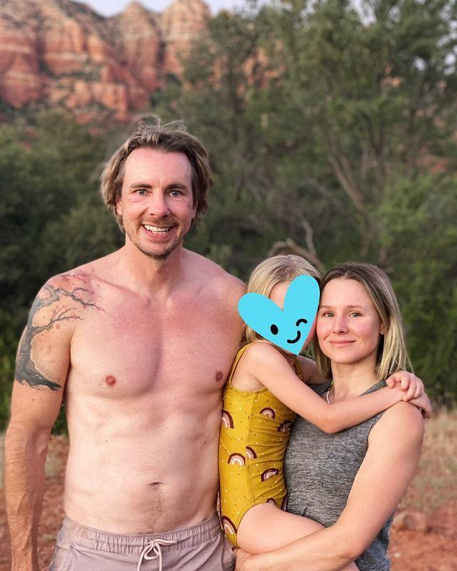 """<p>Kristen Bell and Dax Shepard are always honest about their marriage, and their quarantine relationship is no different. Kristen and Dax opened up to Katie Couric in April and said they were <a href=""""https://www.today.com/popculture/quarantined-kristen-bell-dax-shepard-are-each-other-s-throats-t177232"""" rel=""""nofollow noopener"""" target=""""_blank"""" data-ylk=""""slk:at each other's throats"""" class=""""link rapid-noclick-resp"""">at each other's throats</a>. Though they've had some tiffs, the couple seems <a href=""""https://www.buzzfeed.com/eleanorbate/kristen-bell-dax-shepard-fight-quarantine"""" rel=""""nofollow noopener"""" target=""""_blank"""" data-ylk=""""slk:better than ever"""" class=""""link rapid-noclick-resp"""">better than ever</a>. </p><p><a href=""""https://www.instagram.com/p/CCzXP7cBV2D/"""" rel=""""nofollow noopener"""" target=""""_blank"""" data-ylk=""""slk:See the original post on Instagram"""" class=""""link rapid-noclick-resp"""">See the original post on Instagram</a></p>"""