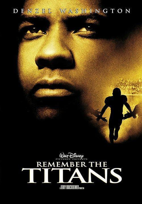 """<p><a class=""""link rapid-noclick-resp"""" href=""""https://www.amazon.com/Remember-Titans-Denzel-Washington/dp/B003QSNFCS?tag=syn-yahoo-20&ascsubtag=%5Bartid%7C10070.g.37644376%5Bsrc%7Cyahoo-us"""" rel=""""nofollow noopener"""" target=""""_blank"""" data-ylk=""""slk:STREAM NOW"""">STREAM NOW</a></p><p>High school <em>and</em> football? Must be autumn. Denzel Washington stars in this based-on-a-true-story movie about a dedicated football coach and his first racially integrated team. </p>"""