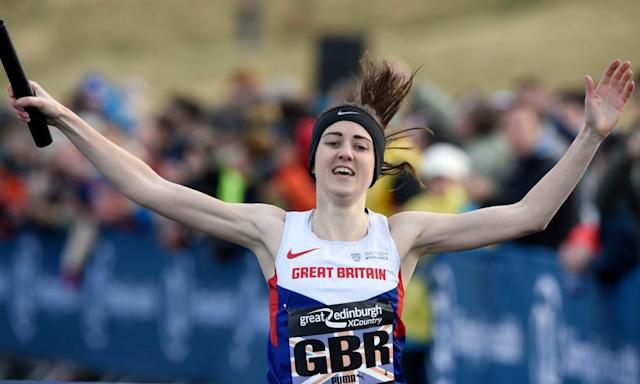 "<span class=""element-image__caption"">Laura Muir has high hopes for the world championships in August.</span> <span class=""element-image__credit"">Photograph: Ian Rutherford/PA</span>"