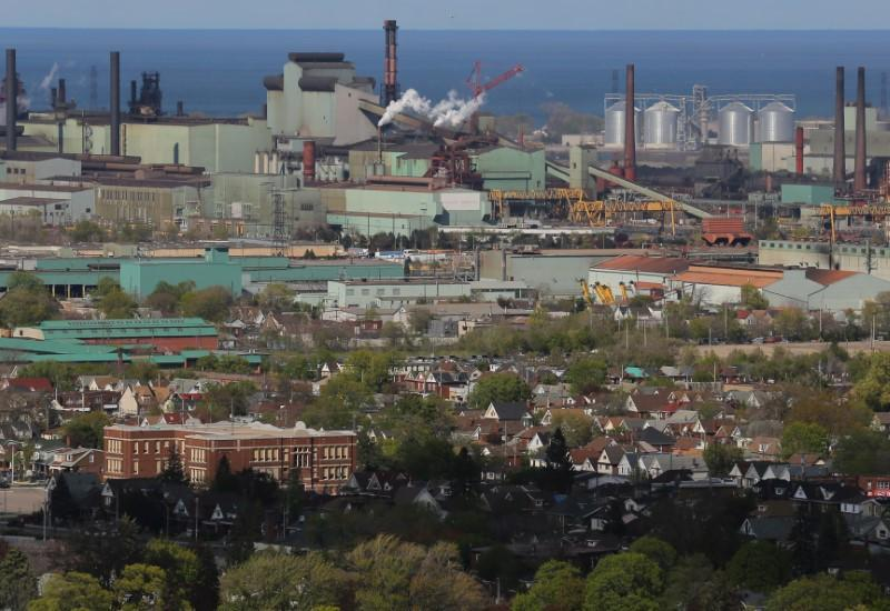 <p><strong>No. 5: Hamilton, Ont.</strong><br> Average household net worth: $891,924<br> (REUTERS/Chris Helgren) </p>