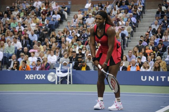 Serena Williams will not be able to call on the support of a home crowd in New York