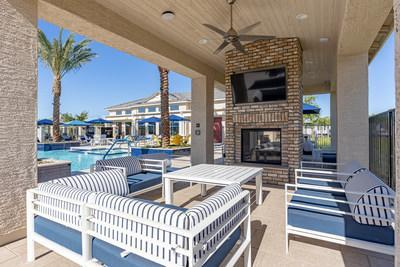Christopher Todd Communities Single-Story Rental Communities feature a 5 Star resort-inspired lifestyle.