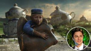 'Oz the Great and Powerful': Zach Braff on Blue Screen Onesies and Becoming a Monkey (Q&A)