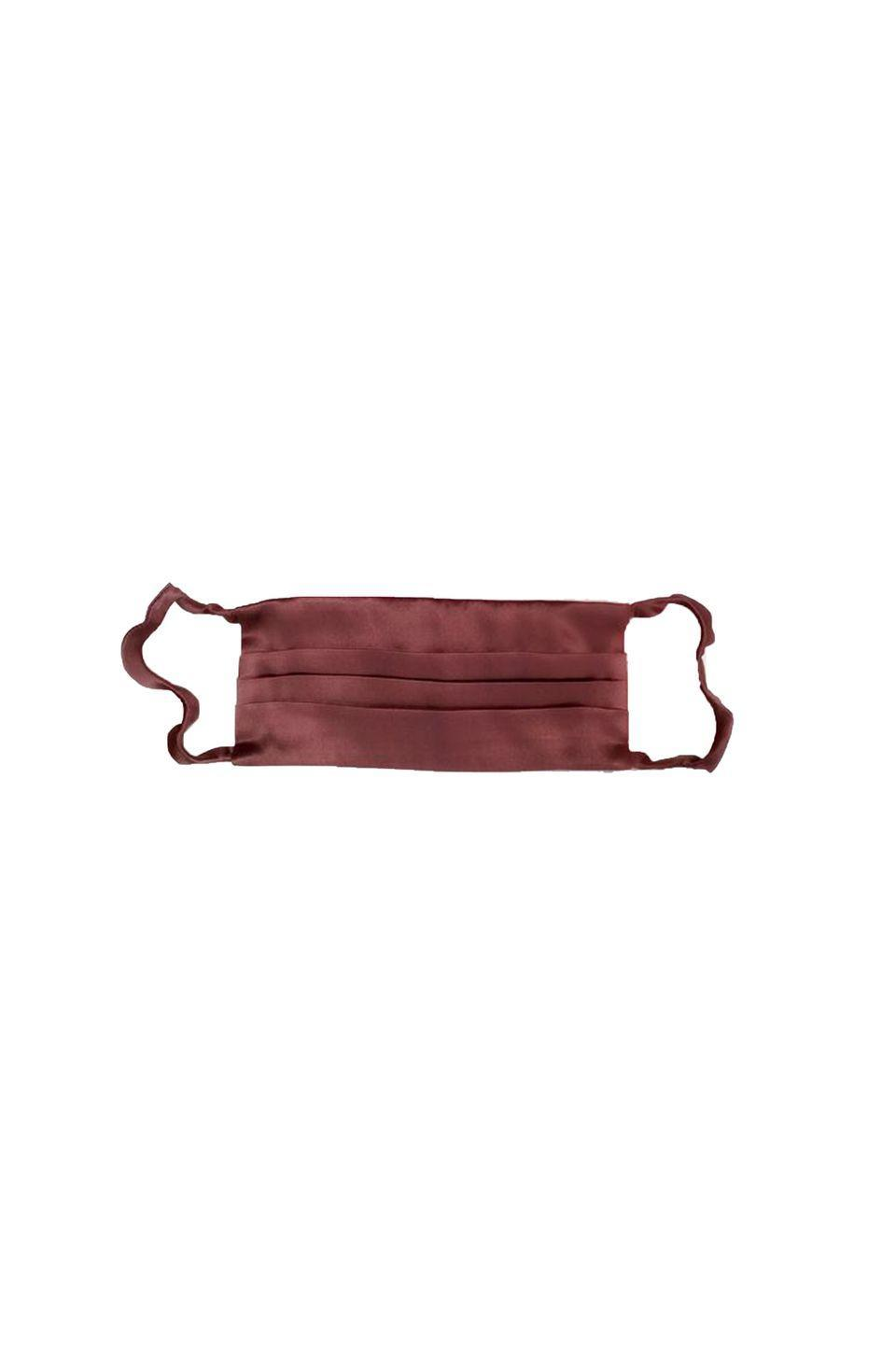 """<p><a class=""""link rapid-noclick-resp"""" href=""""https://facesilk.co.uk/products/fab-luxe-silk-face-mask-french-rose?pr_prod_strat=copurchase&pr_rec_pid=5581134823587&pr_ref_pid=5580971147427&pr_seq=uniform"""" rel=""""nofollow noopener"""" target=""""_blank"""" data-ylk=""""slk:SHOP NOW"""">SHOP NOW</a></p><p>The timeless deep-red hue to this mask proves that face coverings can be both safe and stylish.</p><p>Silk face mask, £21.99, <a href=""""https://facesilk.co.uk/products/fab-luxe-silk-face-mask-french-rose?pr_prod_strat=copurchase&pr_rec_pid=5581134823587&pr_ref_pid=5580971147427&pr_seq=uniform"""" rel=""""nofollow noopener"""" target=""""_blank"""" data-ylk=""""slk:Face Silk"""" class=""""link rapid-noclick-resp"""">Face Silk</a></p>"""