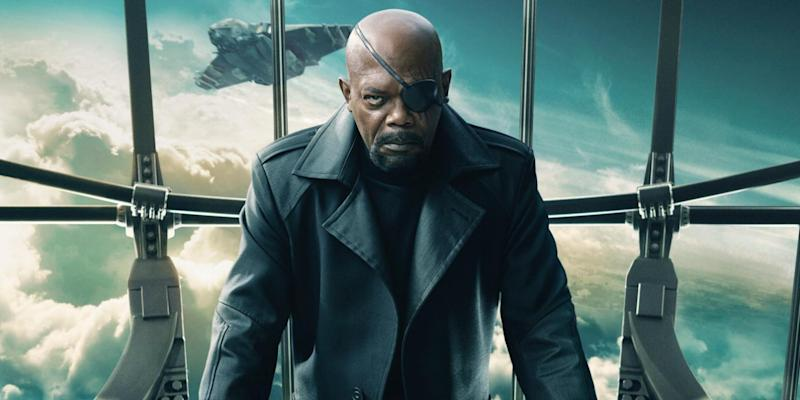 Samuel L Jackson could be getting his own series as Nick Fury