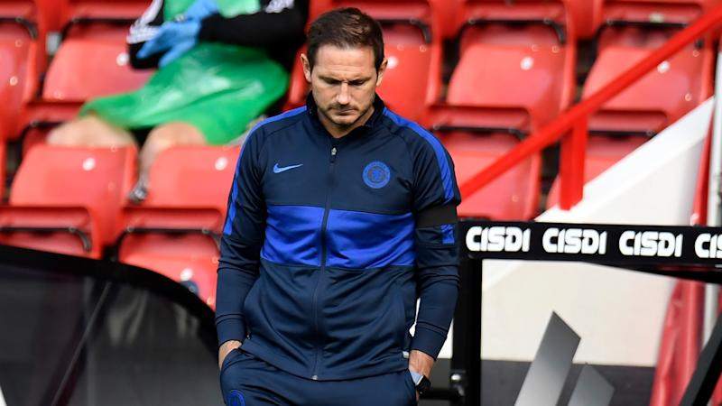 Lampard insists he never pinned Chelsea's Champions League hopes on Man City verdict