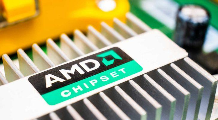 Though AMD stock is a longer-term buy, guessing the right entry point is the tough part