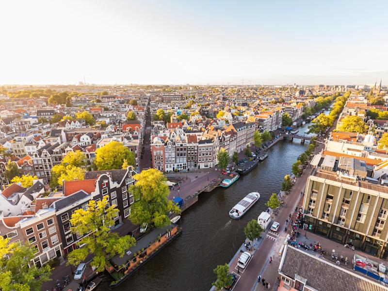 U.S. to 22 European Cities from $400 Round-Trip