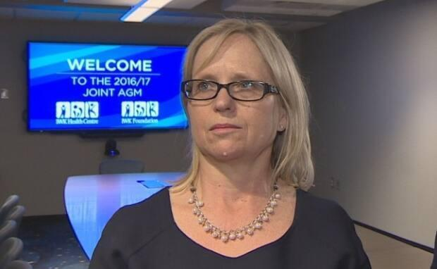 The trial of former IWK CEO Tracy Kitch will begin Nov. 8. (CBC - image credit)