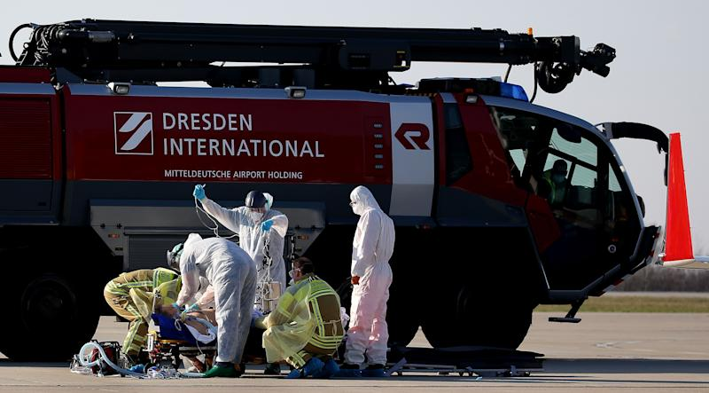 Spain's New Virus Infections Fall as Austria Eases Lockdown