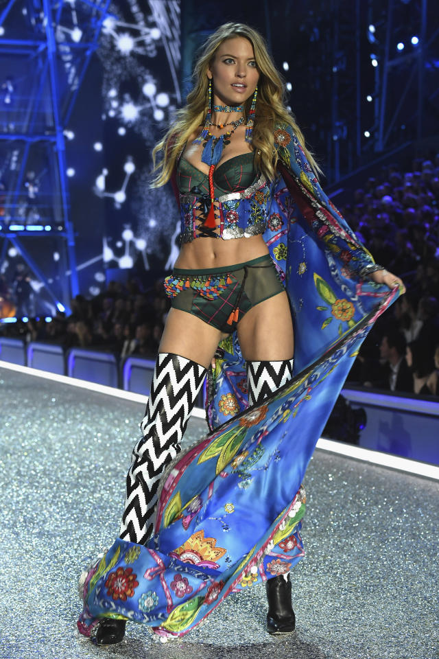 <p>Status: Angel<br> Age: 28<br> Nationality: American<br> First VS show: 2013<br> No. of shows walked: 4<br><i>(Photo: Getty)</i> </p>