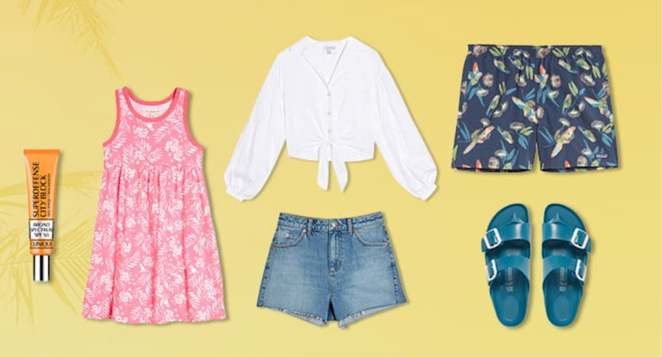 Summer styles under $100 at Nordstrom.