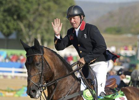 Equestrian - Jumping Individual Victory Ceremony