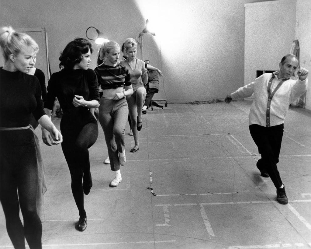 """<b>1918</b> – One of the most celebrated choreographers in the history of cinema and stage, <a href=""""http://movies.yahoo.com/person/jerome-robbins/%20"""">Jerome Robbins</a>, was born Jerome Rabinowitz on this day in New York City. Robbins is the only person ever to win an Oscar for best director for his first and only big screen directing credit: """"West Side Story"""" (1961). <br>"""