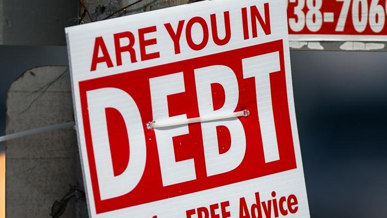 The consumer debt that goes 'poof' when you die