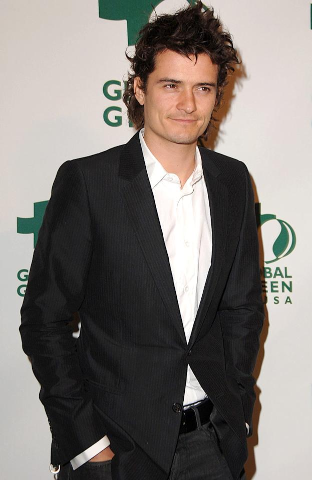 """Orlando Bloom stars in POC3 this summer. Steve Granitz/<a href=""""http://www.wireimage.com"""" target=""""new"""">WireImage.com</a> - February 21, 2007"""