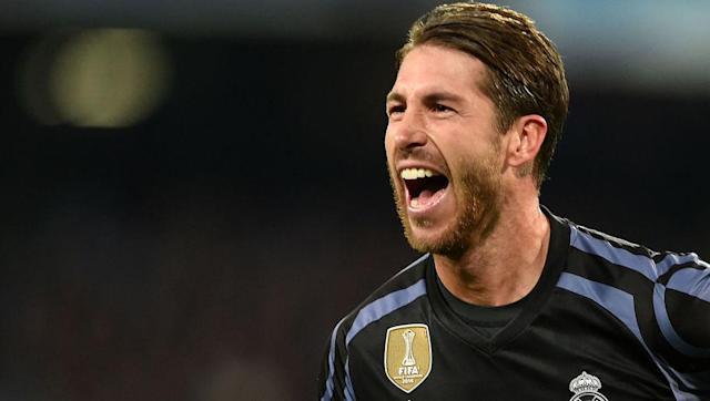 <p>What more can be said about Sergio Ramos?</p> <br><p>Granted that in recent weeks, he hasn't been at his best defensively, the Madrid skipper has managed to rise up to challenge and rescue his side from losing positions on numerous occasions.</p> <br><p>Ramos appeared once again to knock a resilient Napoli side out of the Champions League and he has also popped up against Barcelona and Deportivo this season to earn his side valuable points.</p> <br><p>Ramos is a natural leader and seems more determined than ever to become the first Real Madrid captain in 5 years to lift the La Liga title.</p>