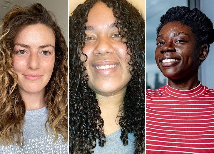 Does Melanin Haircare Really Work On All Curly Hair Types 3 Of Our Editors Put It To The Test