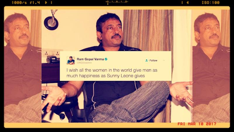 Ram Gopal Varma Apologises For Women's Day Tweet With a Disclaimer