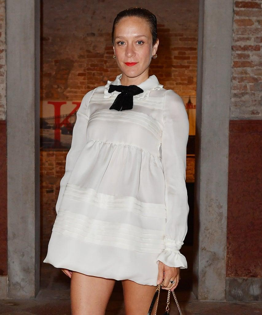 VENICE, ITALY – SEPTEMBER 01: Chloe Sevigny attends Miu Miu Women's Tales Dinner during 2019 Venice Film Festival on September 01, 2019 in Venice, Italy. (Photo by Jacopo Raule/Getty Images for Miu Miu)
