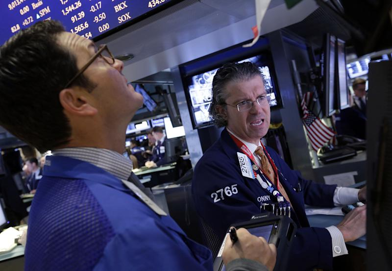 Stocks ending higher for seventh straight day