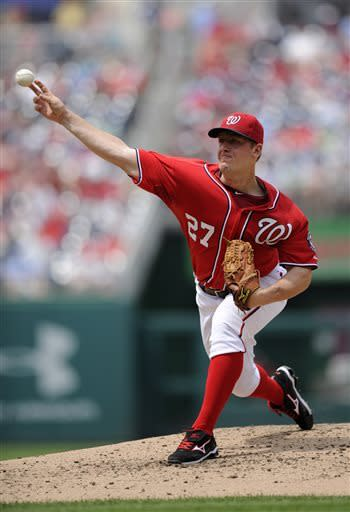 Nationals have a 'fun day' in DH sweep of Twins