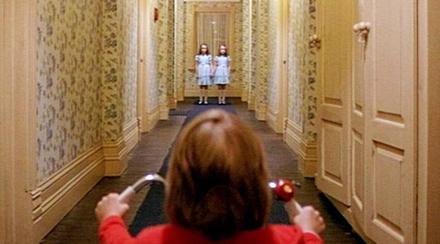 Unkrich's inspiration for 'The Shining' cameo in 'Coco' (Photo: Warner Brothers/courtesy Everett Collection)