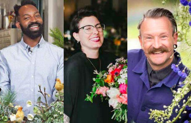 HBO Max Orders Floral Arrangement Competition 'Full Bloom'
