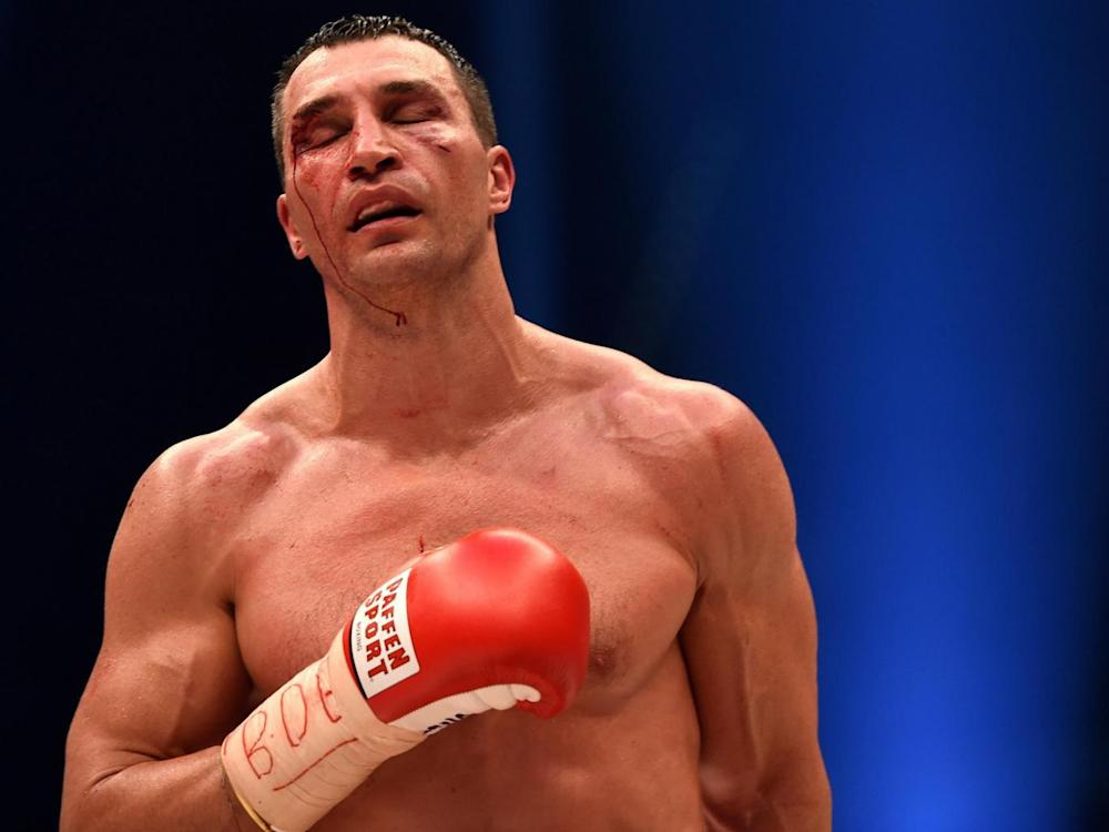 Klitschko lacked fight against Fury, in his fourth career defeat (Getty)