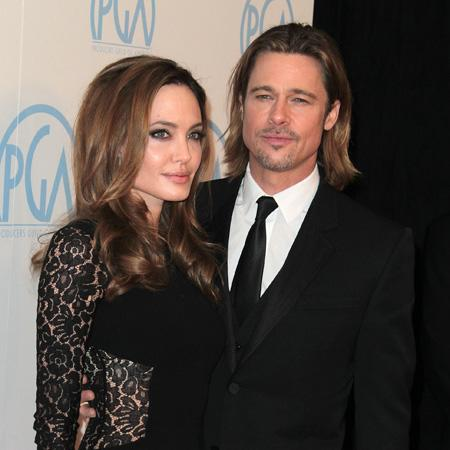 Brad and Angelina joining Jubilee celebrations