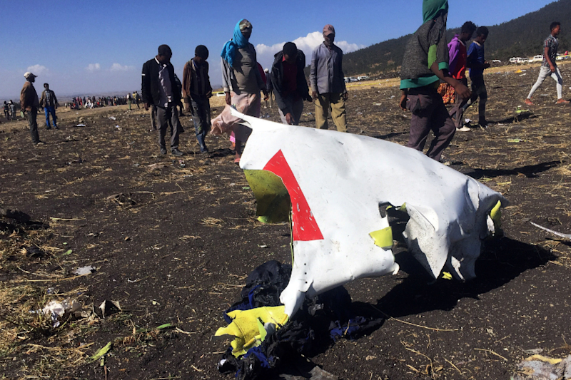 Victims of Deadly Ethiopian Airlines Crash Seek Documents on 737 MAX from Boeing