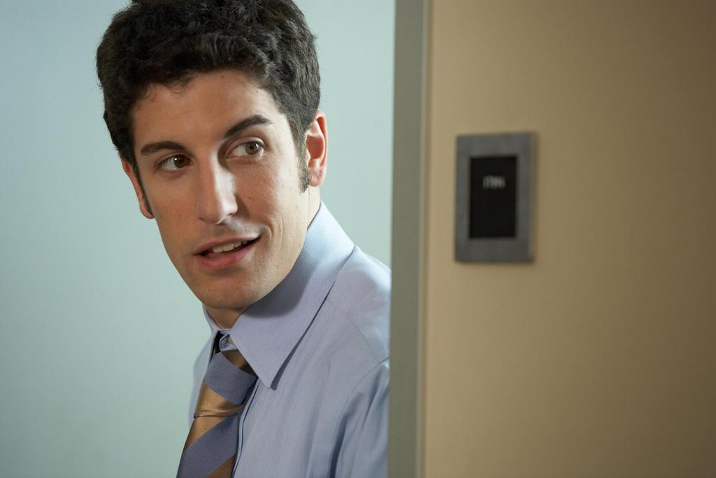 """<a href=""""http://movies.yahoo.com/movie/contributor/1800018640"""">Jason Biggs</a> in Lionsgate Films' <a href=""""http://movies.yahoo.com/movie/1809923613/info"""">My Best Friend's Girl</a> - 2008"""