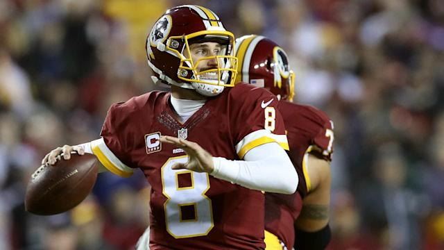 Thursday's Giants-Redskins game marked the first time Washington hosted a Thanksgiving game and it may be the last.