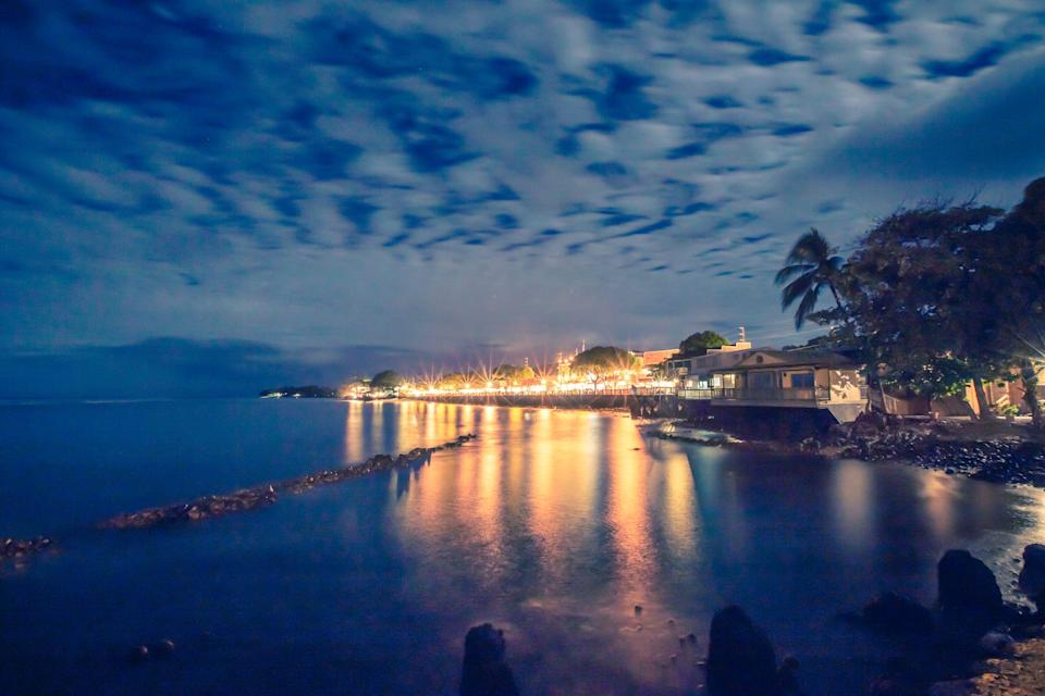 Maui, Hawaii, is a dead ringer for Madeira, Portugal, with its soaring volcanic peaks and impossibly blue water.