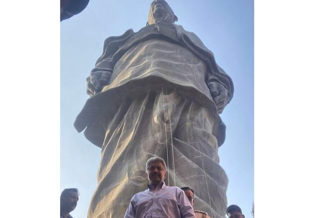 Statue of unity, sardar vallabhbhai patel, narendra modi, shanghai cooperation organisation, eight wonders of SCO, India tourism, tourism in india, tallest statue in world, Anad Mahindra statue of unity, statue of unity famous visitors, statue of unity latest news, statue of unity height