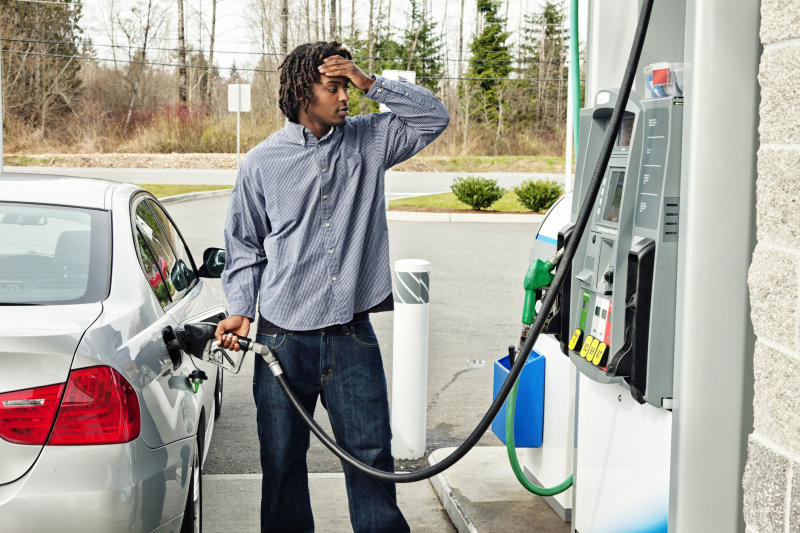 Drivers urged to fuel up now. Source: Getty