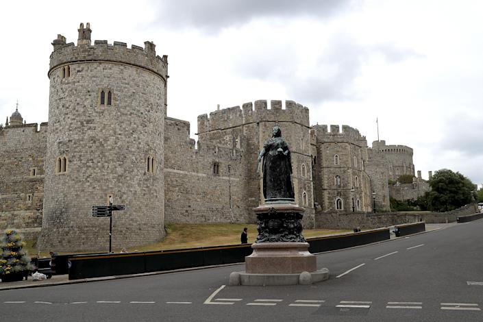 Windsor Castle will reopen for visitors on 23 July. (Getty Images)