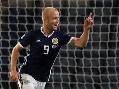 Euro 2020 qualifiers: Experienced duo Steven Naismith, Robert Snodgrass recalled to Scotland squad by Steve Clarke