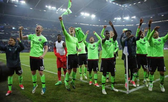 Enjoy this collection of talent while it lasts, Ajax fans. (Reuters)