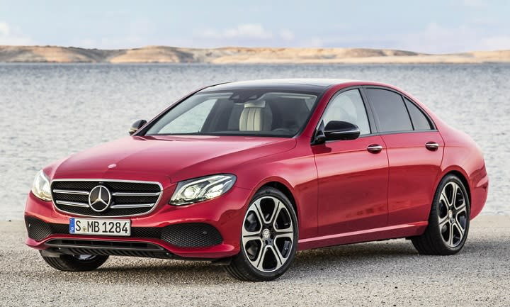 New for 2017 mercedes benz for 2017 mercedes benz e class body styles